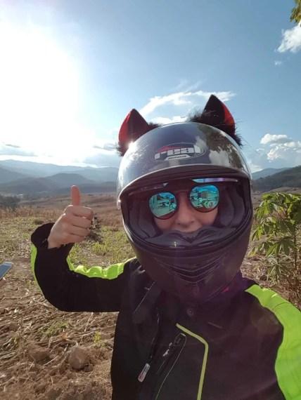 s'équiper pour un road trip à moto en toute sécurité