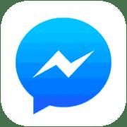 facebook Messenger application pour échanger avec ses proches