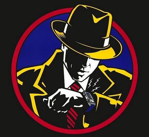 Dick Tracy Historiens de garde