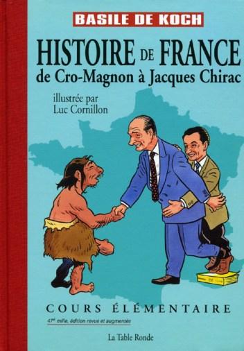 Basile de Koch Histoire de France