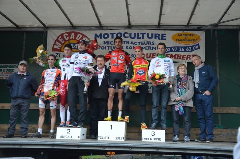 Le podium