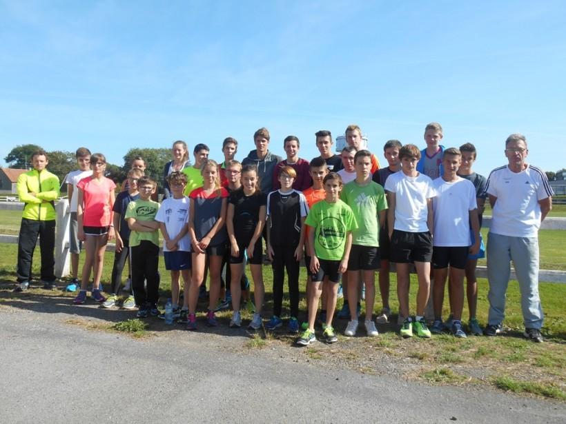 Les athlètes questembertois (es) seront au rendez-vous du meeting de Ploërmel