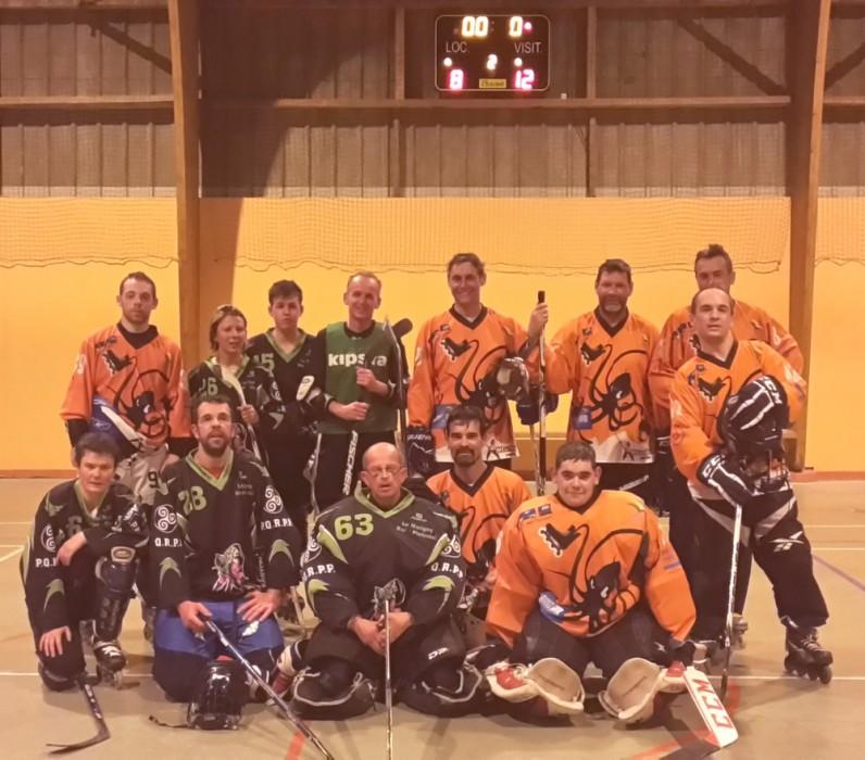 rendez-vous la saison prochaine pour les hockeyeurs des pqrpp