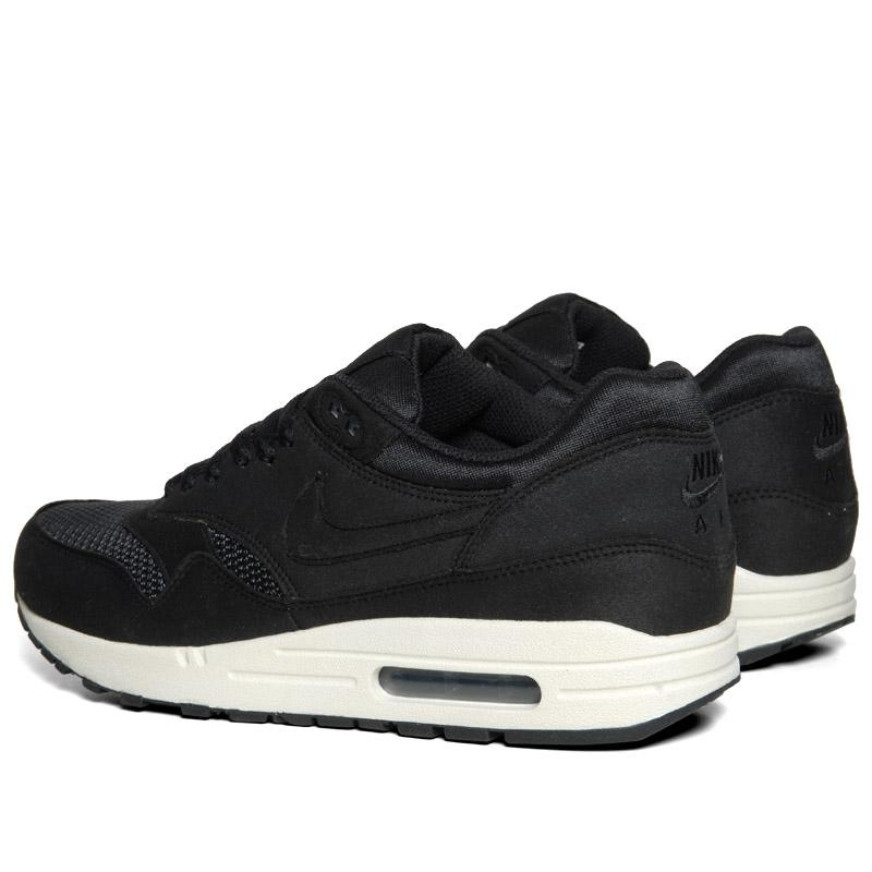 Nike Air Max 1 Black Le Site De La Sneaker