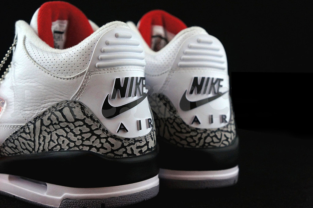 Air Jordan 3 88 Retro Retour Du Nike Air En 2013