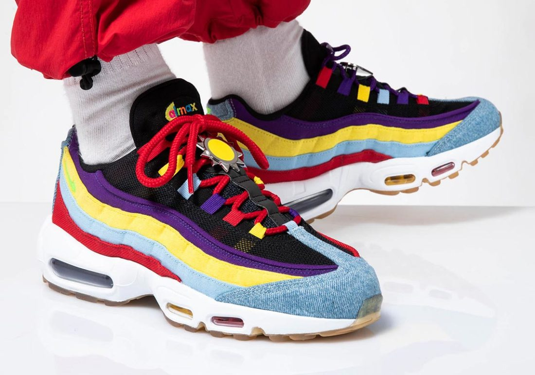 nike air max 95 sp psychic blue