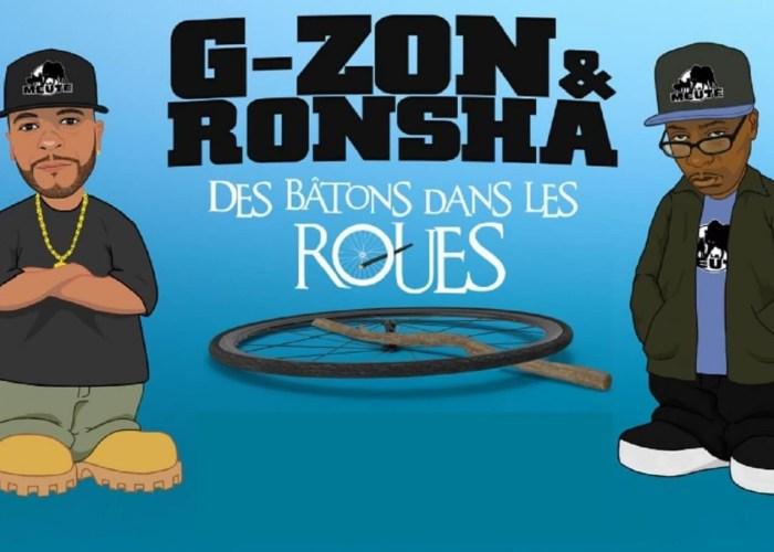 des bâtons dans les roues g-zon ronsha