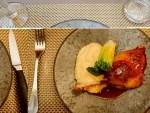 Plat du restaurant les Cocottes de Christian Constant