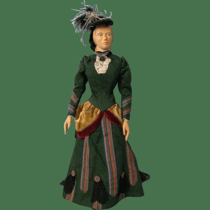 poupée Helen Bullard