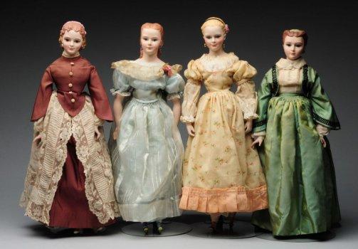 poupées Martha Thompson