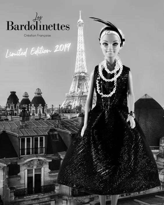 Poupées Géraldine Bardot