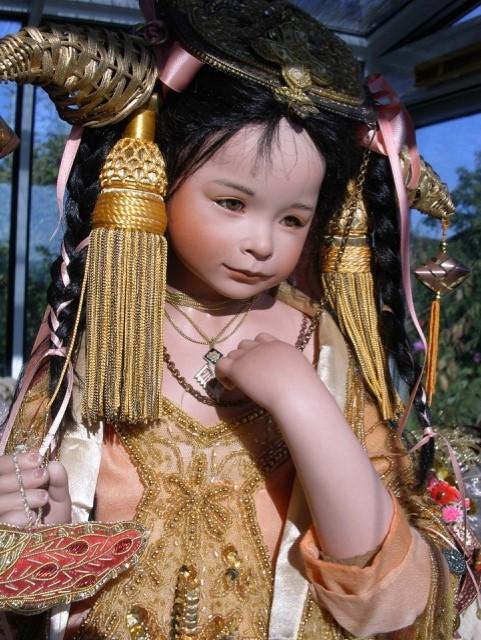 Maja Bill dolls