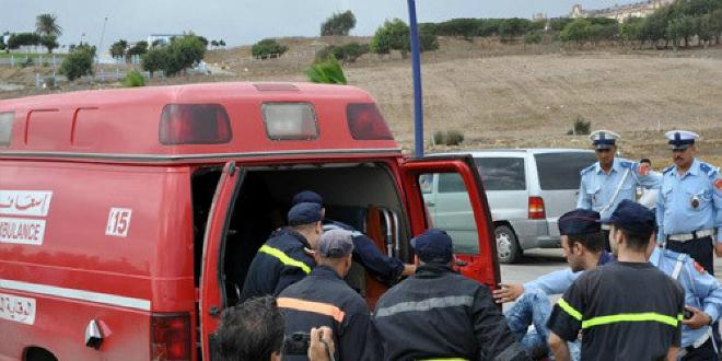 Casablanca: trois ouvriers perdent la vie à Bouskoura