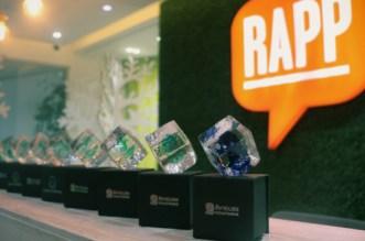 L'agence RAPP Maroc remporte le Trophée Tilila