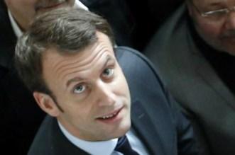 Trump tacle Emmanuel Macron