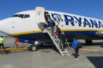 Ryanair va fermer 4 bases en Espagne, 512 emplois concernés