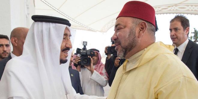 Le roi Salmane reçoit un message du roi Mohammed VI