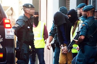 Espagne : saisie de deux tonnes de drogue, 32 personnes arrêtées