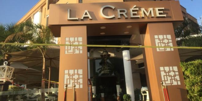 Marrakech: coup dur pour le propriétaire du café La Crème