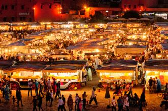 Marrakech: un mannequin américain agressé à Jamaâ El Fna