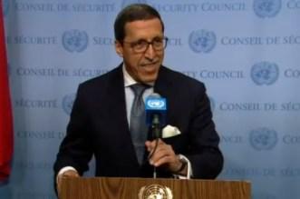 """Omar Hilale: """"La 4ème Commission doit se dessaisir de la question du Sahara marocain"""""""