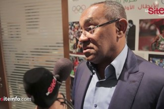 "CAF: Ahmad Ahmad annonce une ""grande décision"""