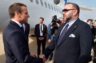 Le roi Mohammed VI et Emmanuel Macron se sont parlés au téléphone