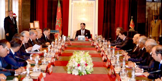 Voici les 24 nouveaux ministres nommés par le roi Mohammed VI
