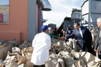 Marrakech: Aziz Akhannouch lance la campagne agricole 2018-2019