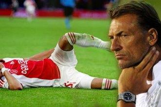 Le message de l'Ajax à Hervé Renard après la blessure de Ziyech