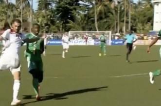 Comores-Maroc: le but de Khalid Boutaïb (VIDEO)