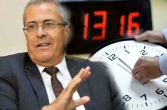 "GMT+1: ""rien n'est définitif"", assure Benabdelkader!"