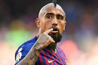 Arturo Vidal condamné à 800.000 euros après une bagarre dans une discothèque