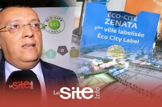 Nouvel envol pour l'Eco-Cité Zenata (VIDEO)