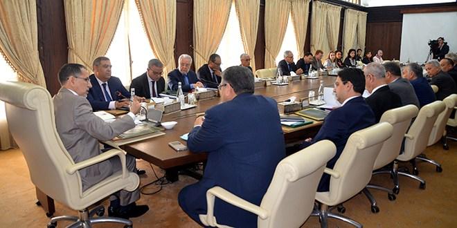 Un Conseil de gouvernement se réunira mardi