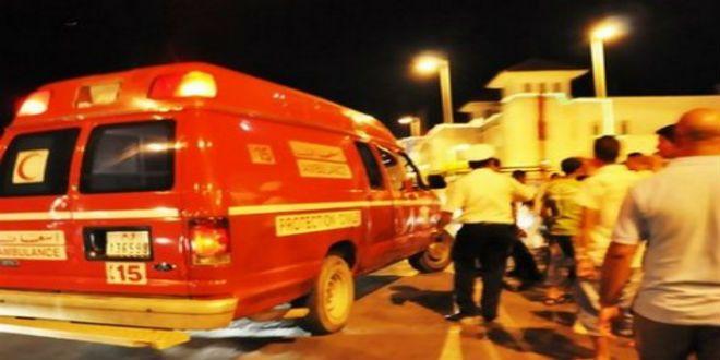 Deux motards perdent la vie dans un tragique accident à Tanger (VIDEO)