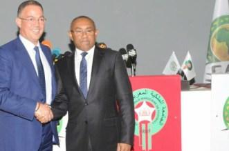 CAN 2019: la CAF jette des fleurs au Maroc