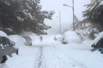 Alerte météo: Chutes de neige et temps froid au Maroc