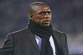 La réaction de Clarence Seedorf après Maroc-Cameroun