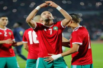 Maroc-Zambie: le penalty transformé par Ziyech (VIDEO)
