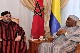 Ali Bongo est revenu au Maroc