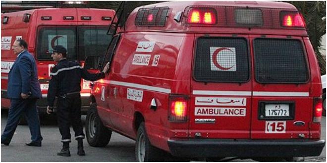 Tanger: plusieurs blessés dans une terrible collision