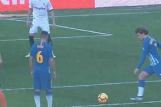 Séville-Atlético Madrid: le bijou de Griezmann (VIDEO)