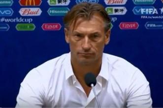 L'Équipe a parlé du départ d'Hervé Renard