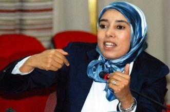 "Crise au PJD: les ""recommandations"" d'Amina Maelainine"