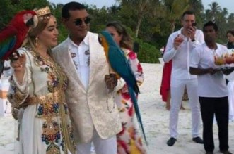 Un mariage marocain aux Maldives fait le buzz (VIDEO)