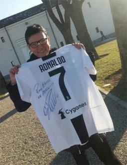 Cristiano ronaldo ne s'est jamais autant confié