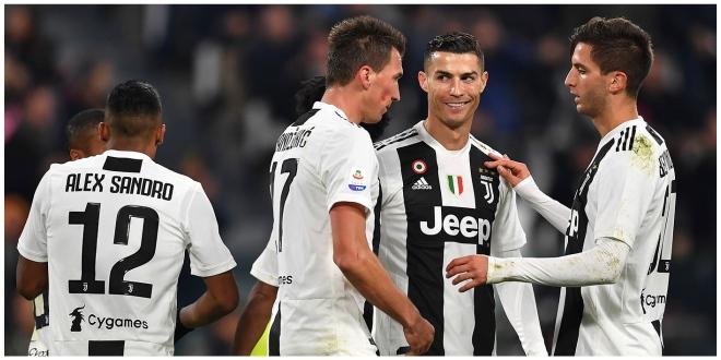 Un record pour la Juventus de Ronaldo (VIDEO) - Le Site Info le site d'information au Maroc thumbnail