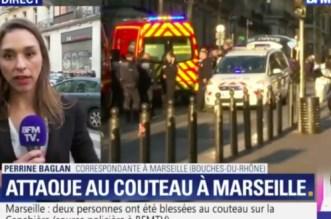 France: des passants attaqués au couteau à Marseille