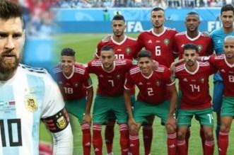 Maroc-Argentine: voici où sera retransmis le match